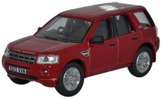 Oxford Diecast 1/76 Land Rover Freelander 76FRE001