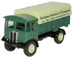 Oxford Diecast 1/76 AEC Matador Swansea Festival Of Transport 2013 SP070