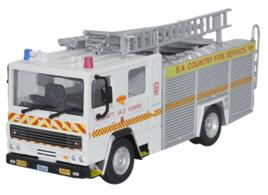 Oxford Diecast 1/76 South Australia Country Fire Service 76DN004
