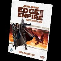 Keep your Star Wars roleplaying campaign focused on the action with the Star Wars®: Edge of the Empire™ Game Master's Kit. The GM Kit includes a GM screen that keeps a host of useful pieces of information right at the GM's fingertips during gaming sessions. It also provides useful information about using the game's nemesis system in your campaigns, and it includes complete adventure for GMs to carry their players beyond the events of the adventure featured in the Core Rulebook.