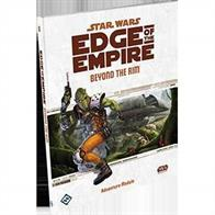 Beyond the Rim is the first full-length adventure for the Star Wars®: Edge of the Empire™ Roleplaying Game. When new rumors add credence to old smugglers' tales of a long-lost Separatist treasure ship, it's time for a handful of intrepid explorers, scrappy smugglers, and cunning academics to fire up their hyperdrive and embark upon a fantastic journey to the farthest regions of the Star Wars galaxy. Fantastic adventures await those who seek to discover what really happened to the Sa Nalaor!