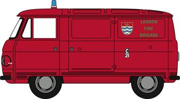 Commer PB Van London Fire Brigade 76PB005
