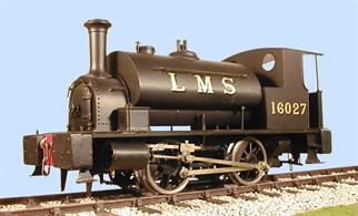 Slaters Plastikard 7L009 O CR/Industrial Pug 0-4-0ST LocomotiveThis kit includes wheels and Spur Drive Gearbox and Motor 7L001