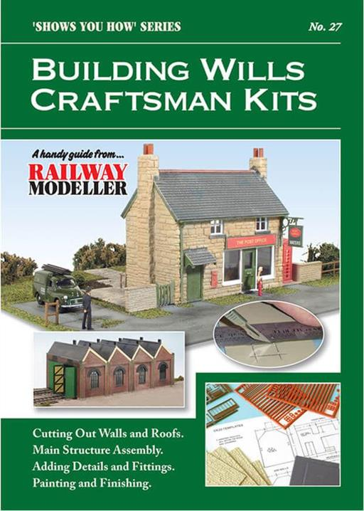 Peco SYH27 Shows You How 27 Building Wills Craftsman Kits