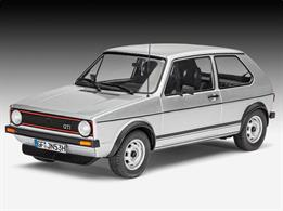 Revell 1/24 VW Golf Mk1 GTILength 154mm Number of Parts 121