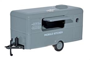 Oxford Diecast 1/76 Mobile Canteen NFS 76TR009Mobile Canteen NFS