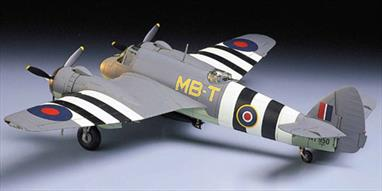 Tamiya 1/48 Bristol Beaufighter TF.Mk.X Plastic Aircraft Kit 61067Glue and paints are required