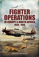A well-informed description of the development of tactics and aircraft during fighter operations in Europe & North Africe from 1939-1945, written by a much published authority. Author: David Wragg Publisher: Pen & Sword Hardback. 215pp. 16cm by 24cm