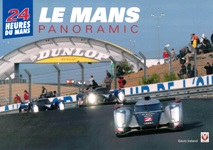 Shot over a two year period, this book's specialist panoramic photography gives a real sense of the Le Mans experience.<BR>Author: Gavin Ireland<BR>Publisher: Veloce<BR>Hardback. 222pp. 31cm by 21cm.