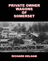 Private Owner Wagons of Somerset Richard KelhamThis volume is intended to complement the series of books by Ian Pope on the wagons of Bristol, Gloucester and the Forest of Dean. The book studies all the known wagon operators in the historic county of Somerset. This area was 'blessed', if that is the right word, with a number of extractive industries – principally coal and stone – which in turn meant there were more wagons owned here than in comparable rural counties. Illustrated with over 400 photographs, drawings, maps and items of ephemera, this volume enumerates several thousand wagons, belonging mostly to colliery companies, stone quarries, and coal factors and merchants, in use over the eighty years from 1860 to 1940. As well as identifying the owners, the opportunity has been taken to flesh out the people and businesses concerned to give an indication not just of the period but also the wider social and historical context in which the wagons were operated. Thus this book will be of interest to social and industrial historians as well as to aficionados of the private owner wagon.240 pages. 275x215mm. Printed on gloss art paper, casebound with printed board covers.