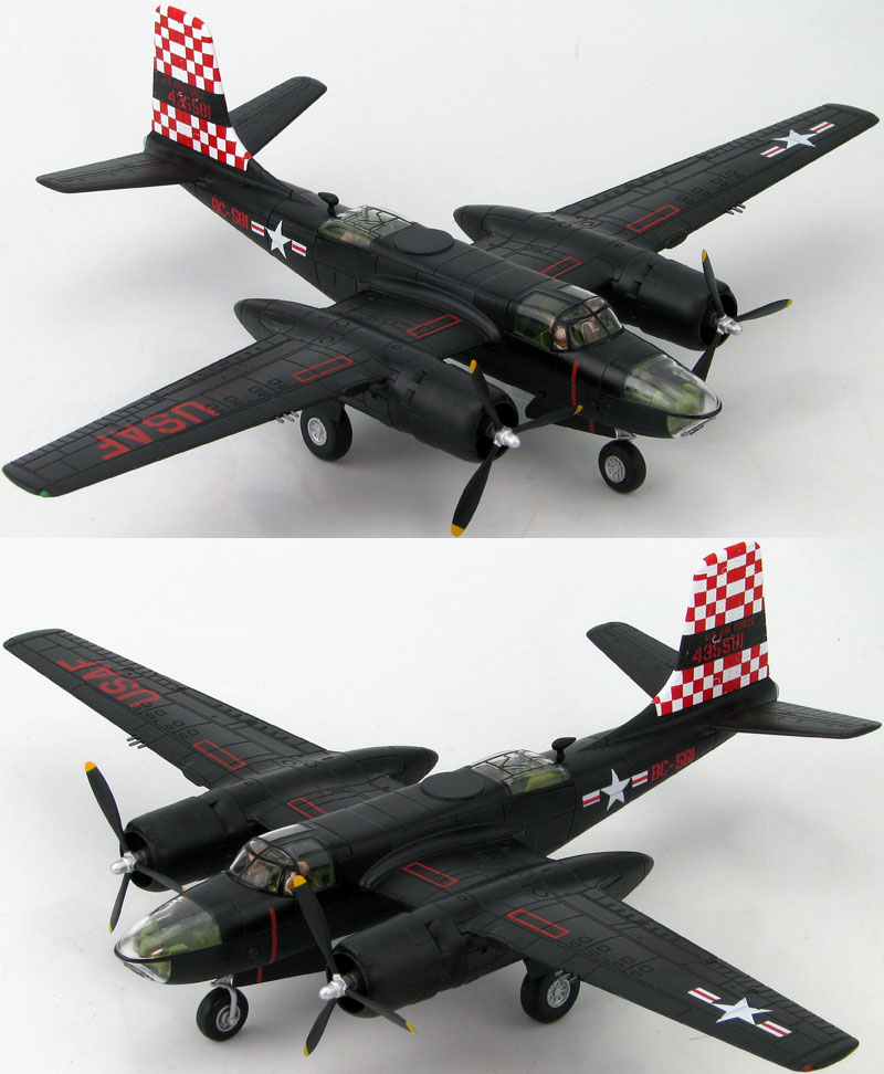 Hobby Master 1/72 RB-26C Invader 44-35581, 363rd TRW, Shaw Air Force Base, 1955 HA3221<BR>