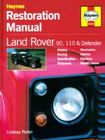 A handy guide to car DIY & tuning of the Land Rover 90, 110 & 