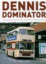 The story of the Dominator, which brought the name of Dennis back into the forefront of bus production in the 1970's.<br>Author: Stewart Brown<br>Publisher: Ian Allan<br>Hardback. 96pp. 22cm by 28cm.