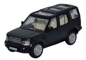 Oxford Diecast 1/76 Land Rover Discovery 4 Baltic Blue 76DIS004Land Rover Discovery 4 Baltic Blue