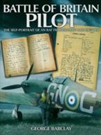 A rare chronicle of a dedicated RAF fighter pilot and the resourceful and quick-witted escapee who flew Hurricanes and spitfires in the Battle Of Britain.Author: George BarcleyPublisher: HaynesHardback. 184pp. 22cm by 28cm.