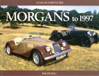 "A 'Collector's Guide' to the Morgan car company from its bleak look in the early sixties through to its rejuvenation and life all the way through to <font color=""#ff0000"">1997</font>.<br>Author: Roger Bell<br>Publisher: MRP<br>Paperback. 128pp. 23cm by 18cm."