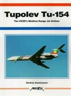 A look at USSR's Medium-Range jet airliner showing a range of classes and sub variations with brilliant colour photographs throughout.Author: Dmitriy KomissarovPublisher: AerofaxPaperback. 192pp. 21cm by 28cm.