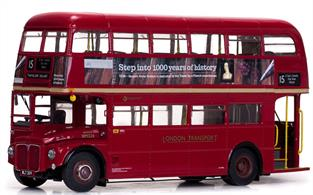 1964 Routemaster Bus RM324 WLT324 London Transport