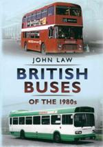 A full coloured pictorial looking at the tumultuous years in the<FONT color=#ff0000> 1980's</FONT> whilst privatisation was brought about by the Thatcher Government for the National Bus Company and the Scottish Bus Group. Also in 1986, the introduction of full deregulation of bus services with the exception of London.<BR>Author: John Law<BR>Publisher: Fonthill<BR>Paperback. 96pp. 16cm by 23cm.