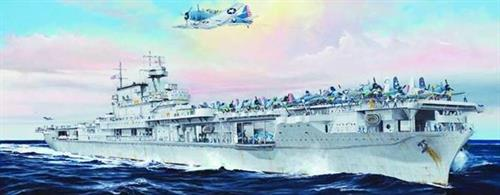 Merit Models 1/350 USS Enterprise CV-6 Aircraft Carrier Kit 65302Glue and paints are required