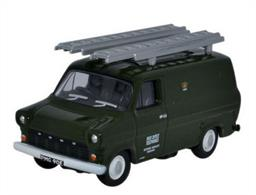 Oxford Diecast 1/76 Ford Transit Mk1 Post Office Telephones 76FT1002Ford Transit Mk1 Post Office Telephones
