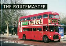 A history of the Routemaster bus with specification tables and full colour images.<br>Author: Michael Baker<br>Publisher: Ian Allan<br>Hardback. 128pp. 19cm by 13cm.