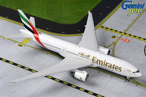 Gemini Jets GJUAE1907 1/400th EMIRATES B777-200 LLR  EXPO 2020 LIVERY A6-EWINV Diecast Aircraft Model