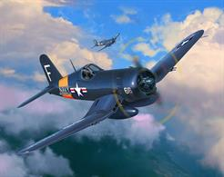Revell 1/72 F4U-4 Corsair 03955F4U-4 Corsair 03955Glue and paints are required