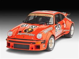 Revell 1/24 Porsche 934 RSR in Jagermeister Livery 07031Length 179mm Number of Parts 100