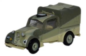 Oxford Diecast 1/148 Austin Tilly 11th African Div NTIL003
