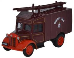 Oxford Diecast 1/76 Austin ATV Newcastle & Gateshead Fire Service 76ATV008Austin ATV Newcastle & Gateshead Fire Service