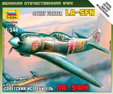 Zvezda 1/144 Russian Fighter LA-5FN 6255