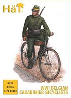HAT 8275 1/72 Scale WW1 Belgian Bicylists
