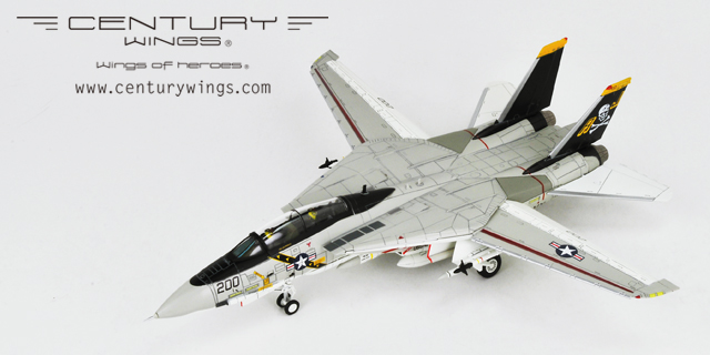 Century Wings 1/72 F-14A Tomcat U.S Navy VF-84 Jolly Rogers 1978 10th Anniversary Model