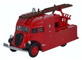 Oxford Diecast 1/76 Fordson Heavy Pump Unit London Fire Brigade 76FHP002