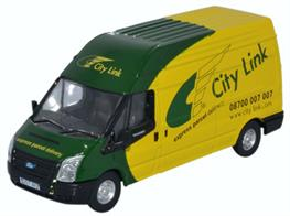 Oxford Diecast 1/76 Ford Transit LWB High Roof City Link 76FT025