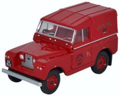 Oxford Diecast 1/76 Land Rover Series II SWB Hard Back Royal Mail 76LR2S001