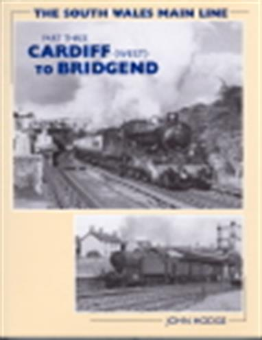 More superb photography as John describes and illustrates the section of main line closest to his home, from west of Cardiff (covered in part 1) on through St Fagans to Bridgend. As with all the books in this series, the traffic and trains running off the main line onto branches and industries are also well featured.Author - John Hodge. 100 pages. Hardback.