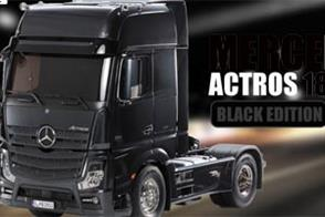 Tamiya 1/14 Mercedes Benz Actros 3363 Gigaspace 6x4 RC Truck Kit 56342