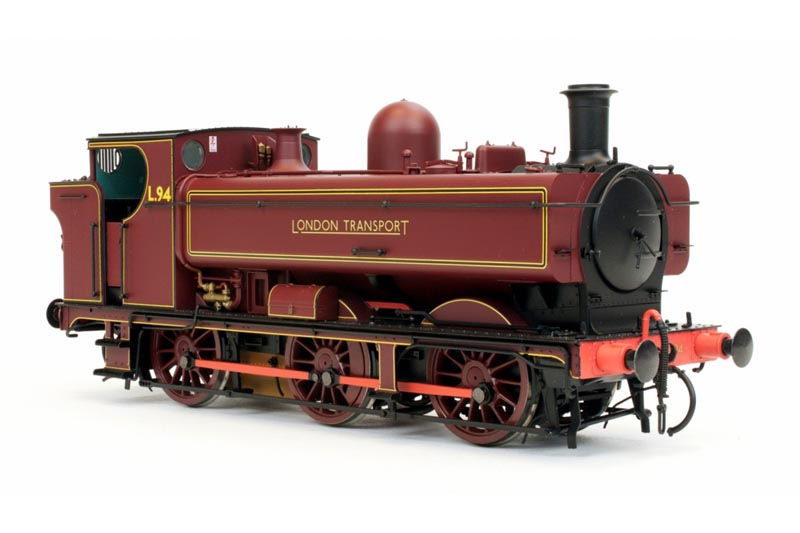 Dapol London Transport L94 ex-GWR 57xx Pannier Tank LT Red  O Gauge 7S-007-004