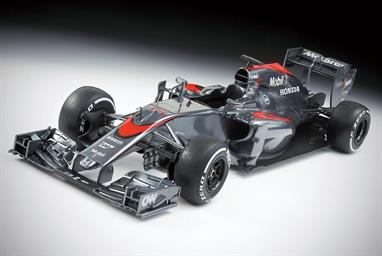 EBBRO E015 1/20th McLaren Honda MP4-30 Japan GP LiveryThis kit assemble's into a nicely detailed model. Detailed instructions are included.