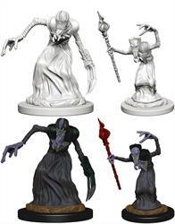 Wizkids Mindflayers: D&D Nolzur's Marvelous Unpainted Miniatures 72566Contains two unpainted figures (one each of two different moulds).