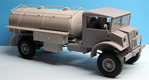 Mirror Models 35163 1/35 Scale CMP C60L Petrol Tank Truck - 3 ton 4x4 chassis - Cab 13