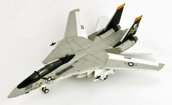 Century Wings 1/72 F-14A Tomcat VF-84 Jolly Rogers 1978 AJ203 CW001622