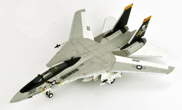 Century Wings 1/72 F-14A Tomcat VF-84 Jolly Rogers 1978 AJ202 CW001621