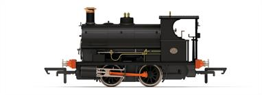 Hornby Railways R3550 OO Gauge Peckett W4 Class 0-4-0ST '883' Lilleshall Co Black Livery