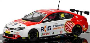 Scalextric 1/32 BTCC MG6, Josh Cook C3863