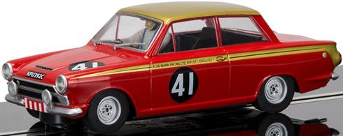 Scalextric 1/32 Ford Cortina, Alan Mann Racing C3870
