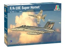 Italeri 2791 1/48th USN F/A18 Super Hornet