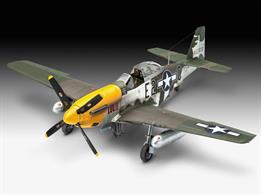 Revell 1/32 P-51D-5NA Mustang Kit 03944Length 300mm  Number of Parts 158 Wingspan 352mmGlue and paints are required